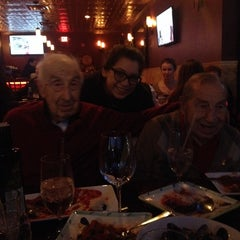 Photo taken at Spadaro Ristorante by Alyssa N. on 2/23/2014