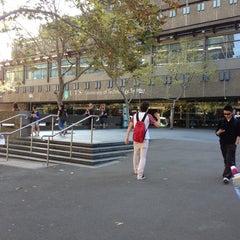 Photo taken at University Of Technology Sydney by Fedrick Y. on 3/6/2013