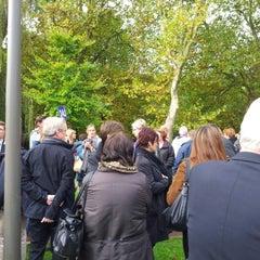 Photo taken at Brilschans Park by Bart T. on 10/18/2012