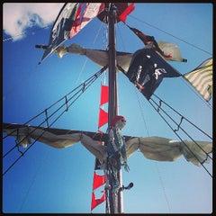 Photo taken at Urban Pirates Cruise by Kristin P. on 7/4/2013