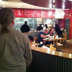 Photo taken at Chipotle Mexican Grill by Katrina S. on 3/10/2013
