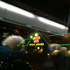 Photo taken at Montana Mike's Steakhouse by Johnny B. on 11/13/2012