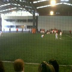 Photo taken at Liga Euro Monterrey by Javier H. on 12/18/2012