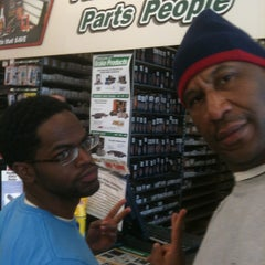 Photo taken at O'Reilly Auto Parts by Charles B. on 1/22/2013