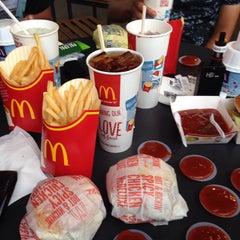 Photo taken at McDonald's by Hariz Z. on 9/8/2015