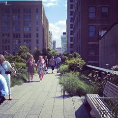 Photo taken at High Line by Teresa on 6/15/2013