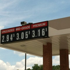 Photo taken at Kroger Gas by Marie W. on 6/23/2012