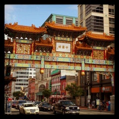 Photo taken at Chinatown by Jeff S. on 5/20/2012