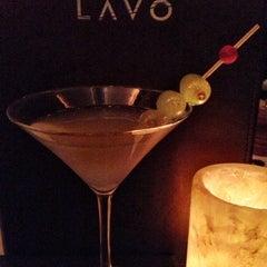 Photo taken at LAVO Italian Restaurant & Nightclub by Missy M. on 3/24/2013