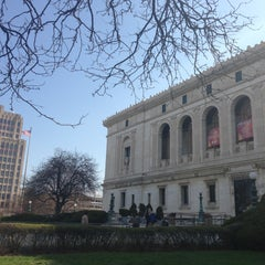 Photo taken at Detroit Public Library by Alyssa G. on 4/26/2013