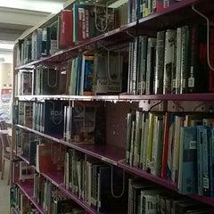 Photo taken at Perpustakaan Kuala Lumpur (Library) by Alfi R. on 6/13/2015