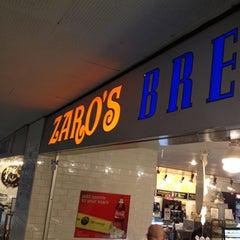 Photo taken at Zaro's Bakery by Stevo on 10/21/2012