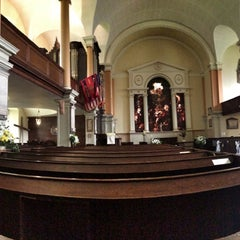 Photo taken at St Paul's Church by Brian S. on 4/29/2014