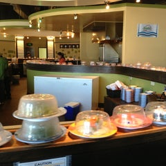 Photo taken at Sushiville by Richard W. on 8/17/2013
