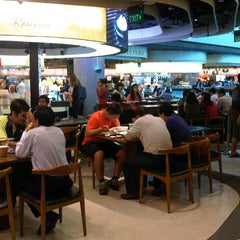 Photo taken at Rasapura Masters Food Court by John R. on 12/6/2012