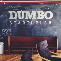 Photo taken at DUMBO Startup Lab by Christo d. on 4/24/2014