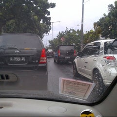 Photo taken at Jalan Fatmawati by 'vieta j. on 1/4/2013