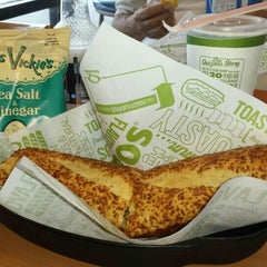 Photo taken at Quiznos by Euridice C. on 4/26/2015