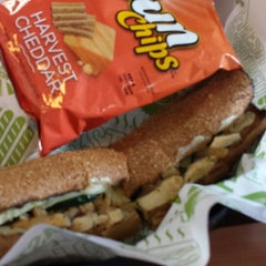 Photo taken at Quiznos by Euridice C. on 8/24/2014