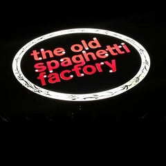 Photo taken at The Old Spaghetti Factory by Eugene B. on 2/24/2013
