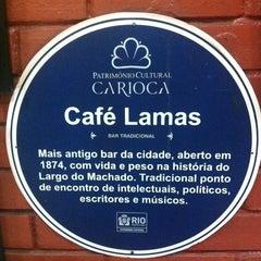 Photo taken at Café Lamas by Daniel L. on 12/28/2012