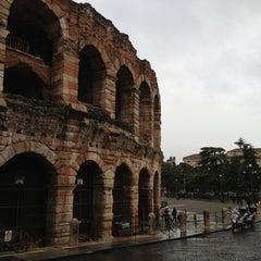 Foto scattata a Arena di Verona da Dan O. il 11/4/2012