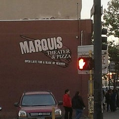 Photo taken at Marquis Theatre by Daniel S. on 10/13/2012