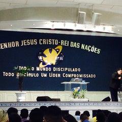 Photo taken at Igreja da Paz by Samuel A. on 7/13/2014