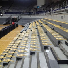 Photo taken at Minges Coliseum by Scott J. on 2/13/2013