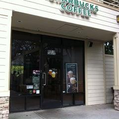 Photo taken at Starbucks by Adrian K. on 2/18/2013