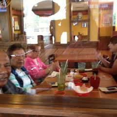 Photo taken at Lindo Mexico Restaurant by Irma G. on 6/25/2013