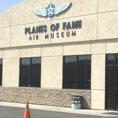 Photo taken at The Air Museum: Planes of Fame by Diane C. on 3/23/2013