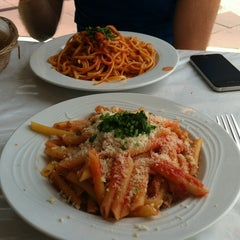Photo taken at Gianni Gillone Pasta Bar & Ital. Feinkost by Florian B. on 6/13/2013