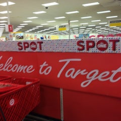 Photo taken at Target by X X. on 6/14/2013