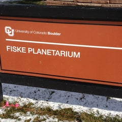 Photo taken at Fiske Planetarium and Science Center by Tricia P. on 11/11/2012