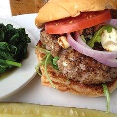 Photo taken at Burger Up by Erik C. on 11/20/2012