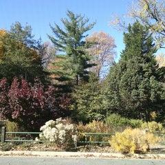 Photo taken at Bluemont Park by erika marlen g. on 11/13/2014