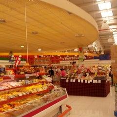 Photo taken at Mega Comercial Mexicana by Felipe B. on 11/18/2012