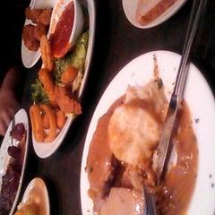 Photo taken at Faros Family Restaurant by Brianna R. on 7/4/2014