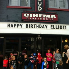 Photo taken at Rosebud Cinema Drafthouse by Jmi B. on 11/3/2012