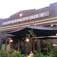Photo taken at Fitzgerald's 1928 by Matt K. on 10/4/2013