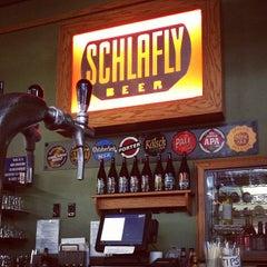 Photo taken at Schlafly Bottleworks by Joel V. on 10/21/2012