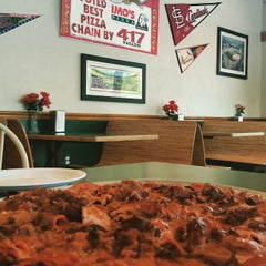 Photo taken at Imo's Pizza by J. F. on 6/22/2015