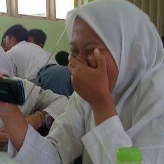 Photo taken at SMK Negeri 1 Kota Bekasi by maharani e. on 4/10/2013