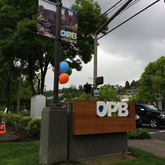 Photo taken at Oregon Public Broadcasting by Dennis G. on 5/10/2014