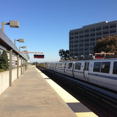 Photo taken at Walnut Creek BART Station by Jeano C. on 11/12/2012