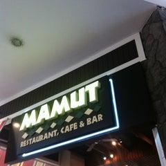 Photo taken at Mamut by jose v. on 4/28/2013