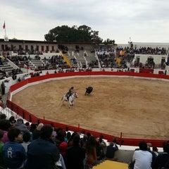 Photo taken at Estadio Alcochete by ks_ on 5/4/2013