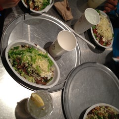Photo taken at Chipotle Mexican Grill by Paul O. on 4/16/2013