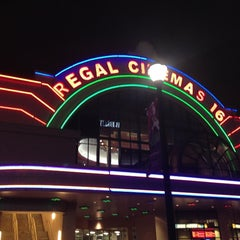 Photo taken at Regal Cinemas Atlantic Station 18 IMAX & RPX by Isaac D. on 7/5/2013